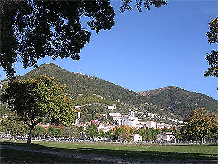 Panorama de Gubbio