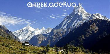 Trek Népal : balcons de l'Annapurna, 12 jours