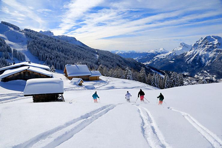 Nos stations coups de cœur en Savoie Mont Blanc