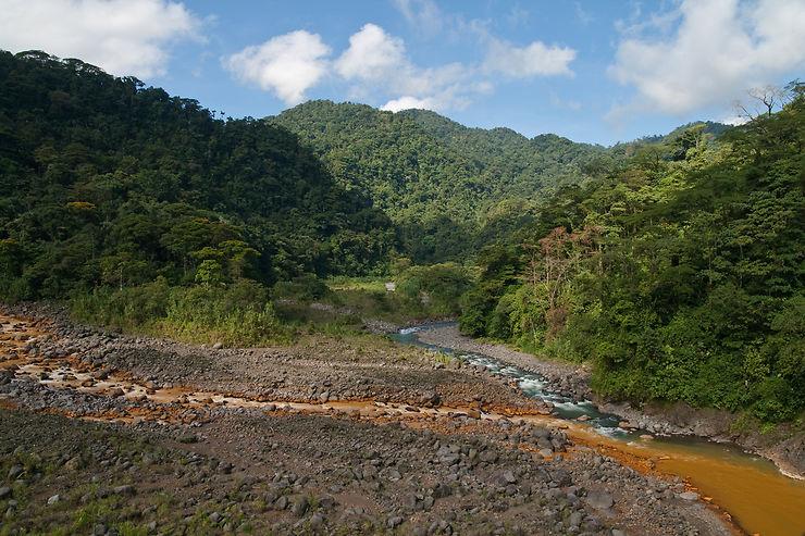Le meilleur du Costa Rica : Parcs de la cordillère centrale