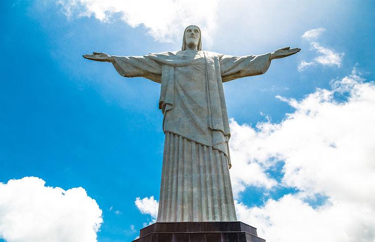 Brésil - Le Christ de Rio se refait une beauté pour ses 90 ans