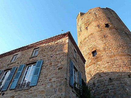 Montpeyroux, joli village