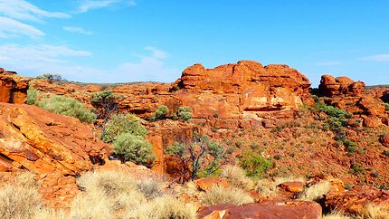 Rim Walk - Kings Canyon