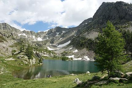 Lac de Trecolpass