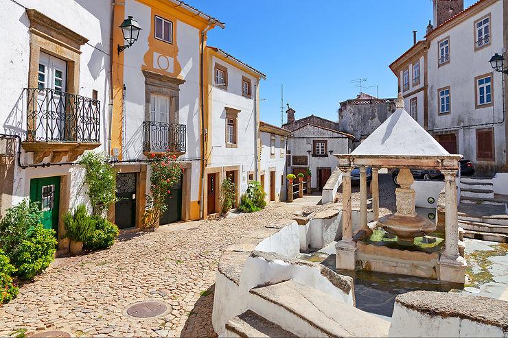 Castelo de Vide et Serra de São Mamede - Alentejo