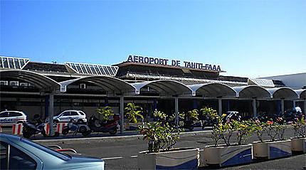L'aéroport de Tahiti
