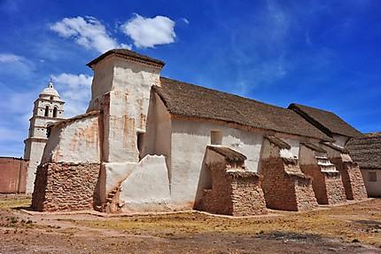 Eglise Curahuara de Carangas