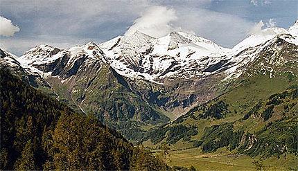 Montagnes du Grossglockner