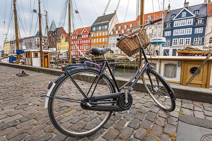 Le Danemark à vélo