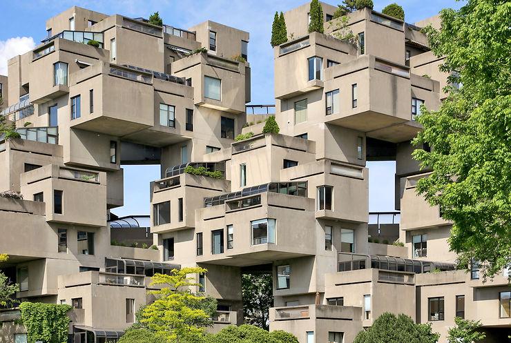 Habitat 67 - Montréal, Québec