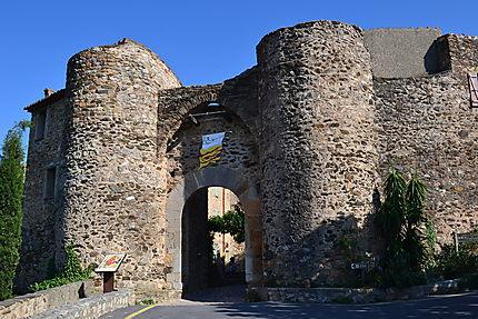 Porte Nord, dite de Millars