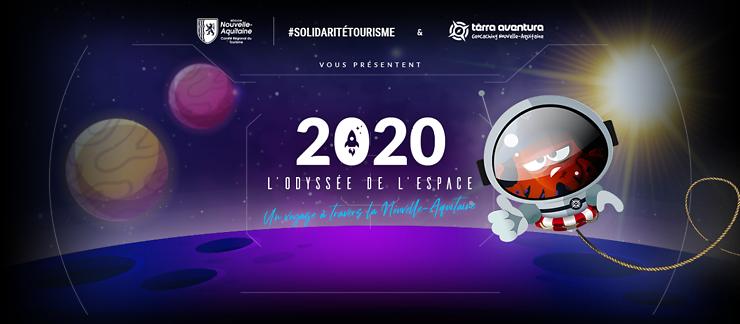 Nouvelle-Aquitaine - Tèrra Aventura en voyage virtuel : du géocaching à l'escape game...