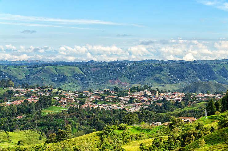 La Colombie, terre d'aventures
