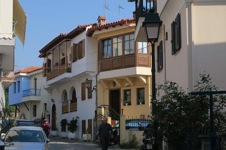 Ano Poli : le charme du vieux Thessalonique
