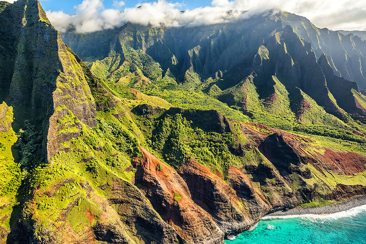 Kauai, l'île-jardin de Jurassic Park