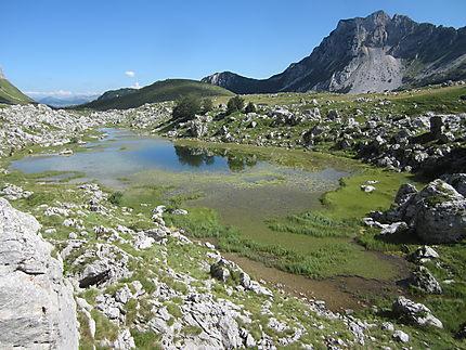 Lac Valovito