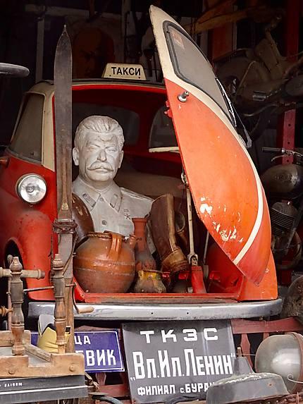 Antiquités auto moto