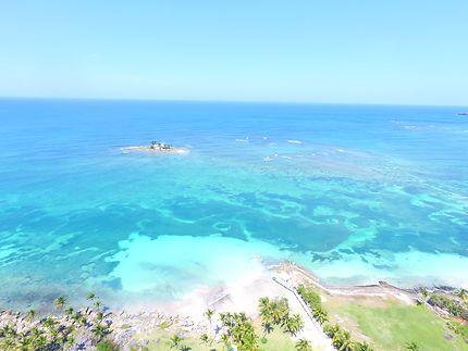 Playa del Amor, Las Galeras, Samana