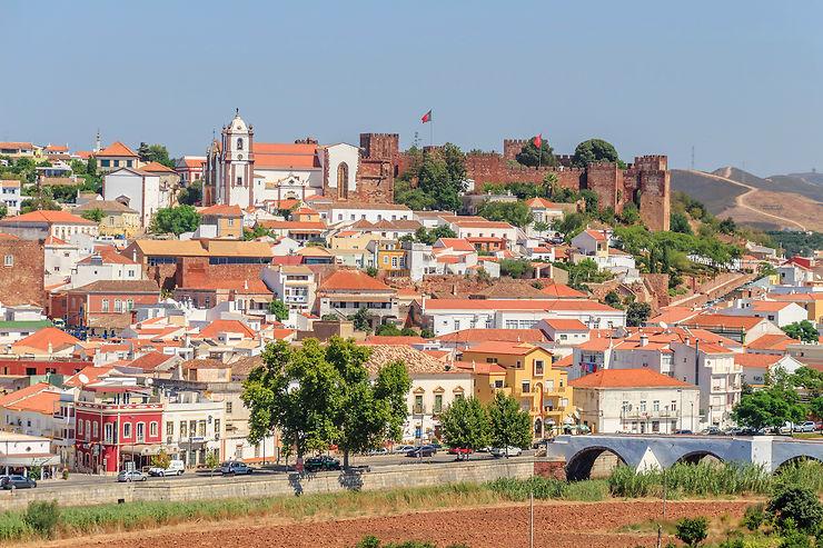 Silves et l'intérieur de l'Algarve