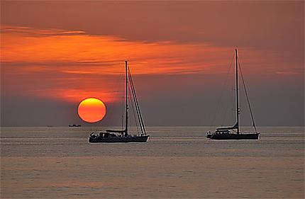 NaiHarn Sunset