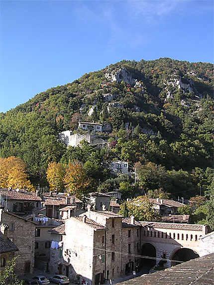 Centre historique de Gubbio