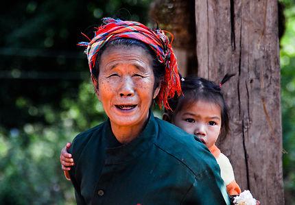 Des sourires laotiens