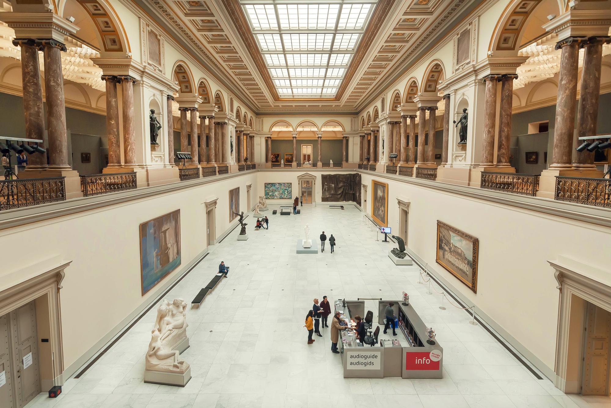 Belgique : Les musées de Bruxelles rouvrent leurs portes à partir du 18 mai - Routard.com