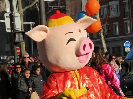 Nouvel an chinois (2019) année du cochon