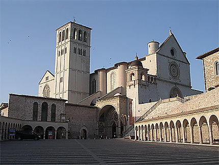 Basilique St François d'Assise