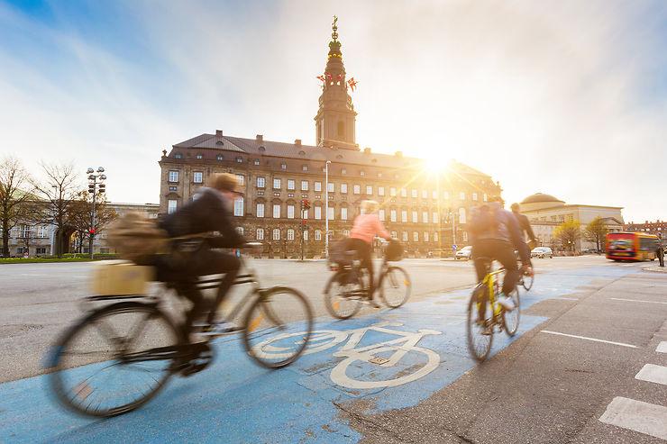 Vélo à Copenhague et dans ses environs