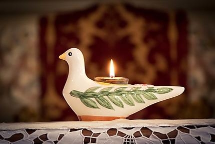 Chiesa San Trovaso - La colombe