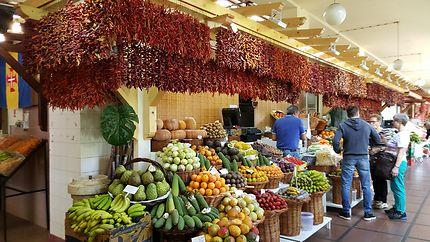 Mercado dos Lavradores, marché de Funchal