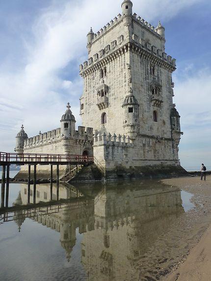 Reflet de Belém, Lisbonne