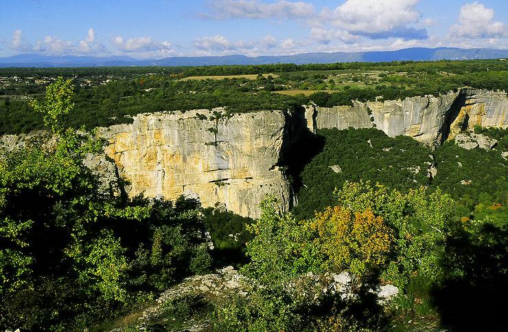 Le Luberon, sérénité et cigales - Provence
