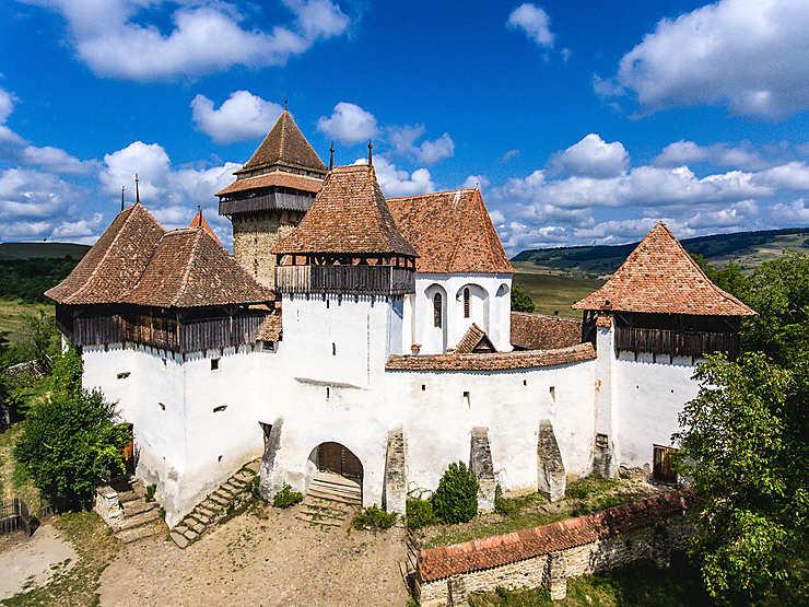 Tes sites coups de cœur en Transylvanie ?