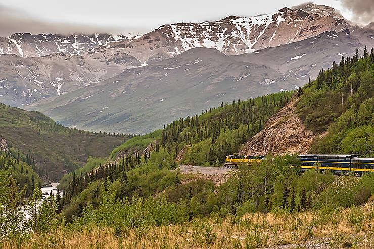 Denali Star - Alaska