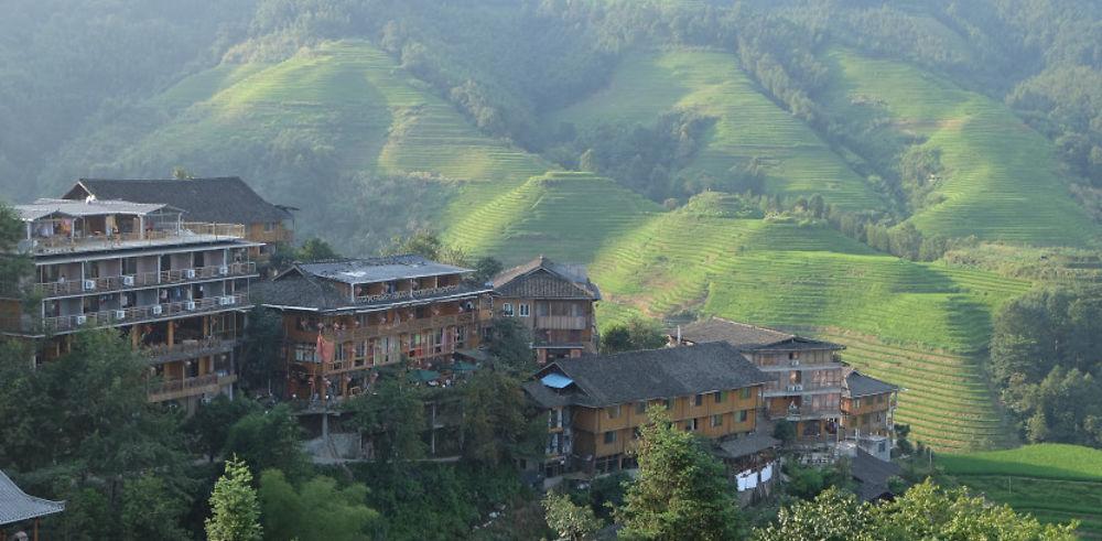 Récit 1 semaine dans le Guangxi : Yangshuo/Longji terrace + Canton