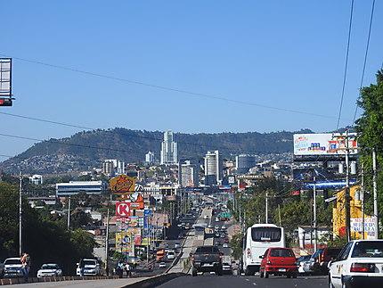 Tegucigalpa - Circulation