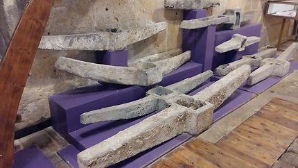 Ancres romaines, La Valette