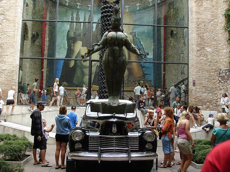 Musée-Théâtre de Dalí - Figueres, Espagne