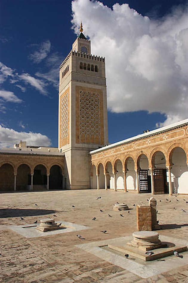 La Grande Mosquée de la Zitouna dans Architecture & Urbanisme pt106601.1315236.w630