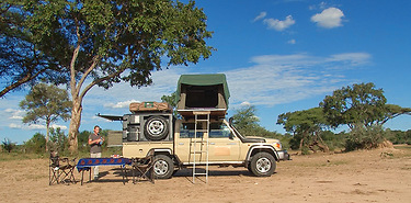 Le Botswana en mode Explorateur