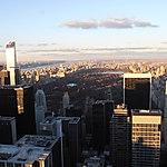 Au sommet du Rockefeller Center (Top of the Rock)