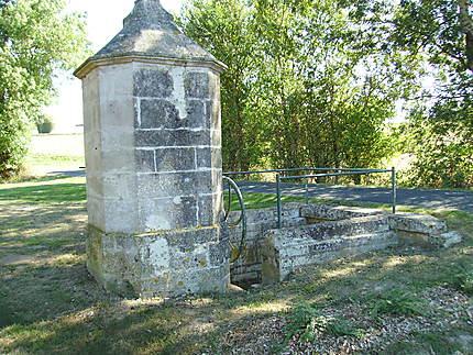 Fontaine de la Bénâte