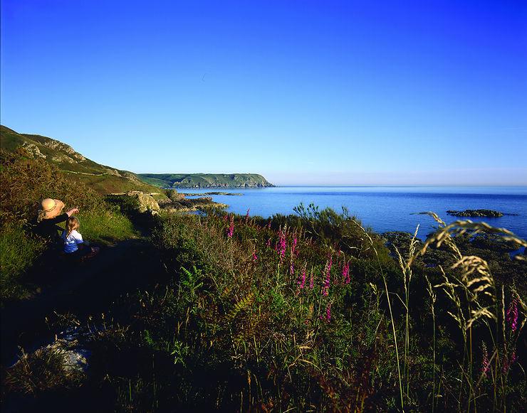 Le tour du Cotentin, l'appel du large - Normandie