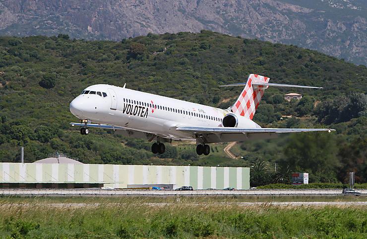 Aérien - Nice reliée à Malte et Split par Volotea