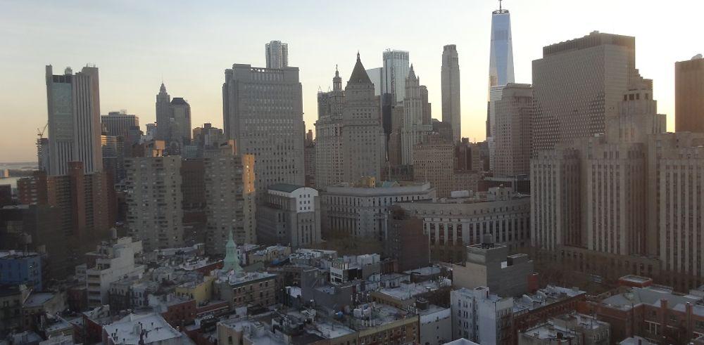 Souris grise à New-York - Terres inconnues en terrain connu.