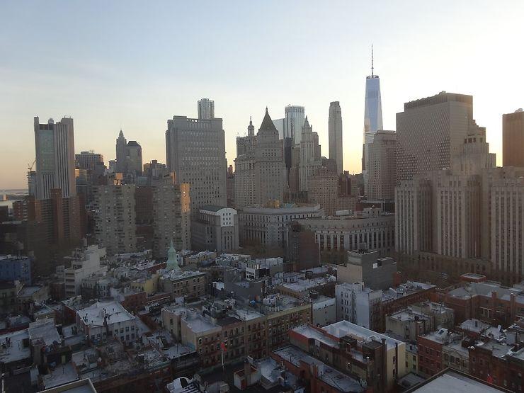 Souris grise à New-York - Terres inconnues en terrain connu
