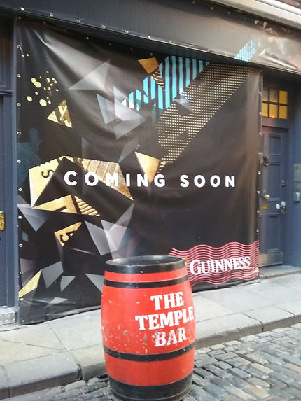 Dans les rues de Dublin