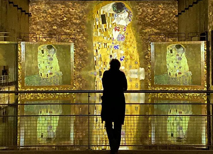 Klimt ouvre le bal jusqu'au 3 janvier 2021